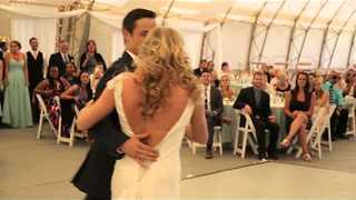 Surprise Wedding First Dance Mash-Up 2014! - Video