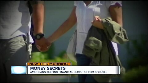 Americans keeping financial secrets from spouses