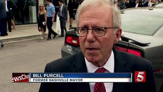 Nashville Rallies Behind Mayor Following Son's Death - Video