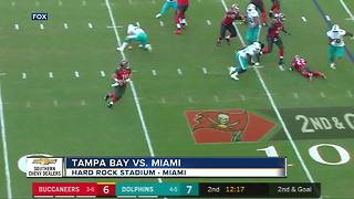 'Grandpa' is 2-0: Ryan Fitzpatrick coming through for Tampa Bay Buccaneers - Video