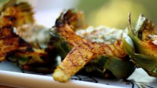 Grilled Artichokes - Video