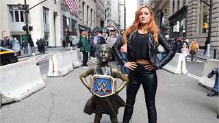 Becky Lynch Is Officially 'The Man'