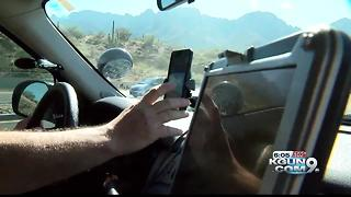 New signs in Oro Valley remind motorists of hands-free ordinance - Video