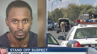 UPDATE: Identity of suspect in SWAT standoff released - Video