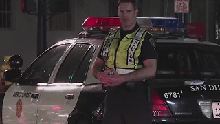 New Year's Eve security in San Diego - Video