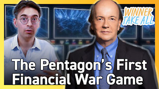 How Jim Rickards Lied, Cheated, and Stole as Pentagon's Financial War Game Played Out 💱