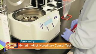 Genetic testing recommended for men diagnosed with prostate cancer - Video