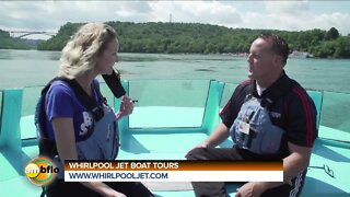 Whirlpool Jetboat Tours