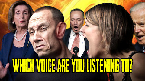 Which Voice Are YOU Listening To?
