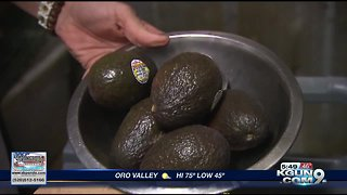 Wash your avocados before you eat them