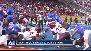 Boise State suffers 19-13 loss against San Diego State