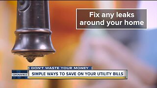 Simple ways to save on your utility bills