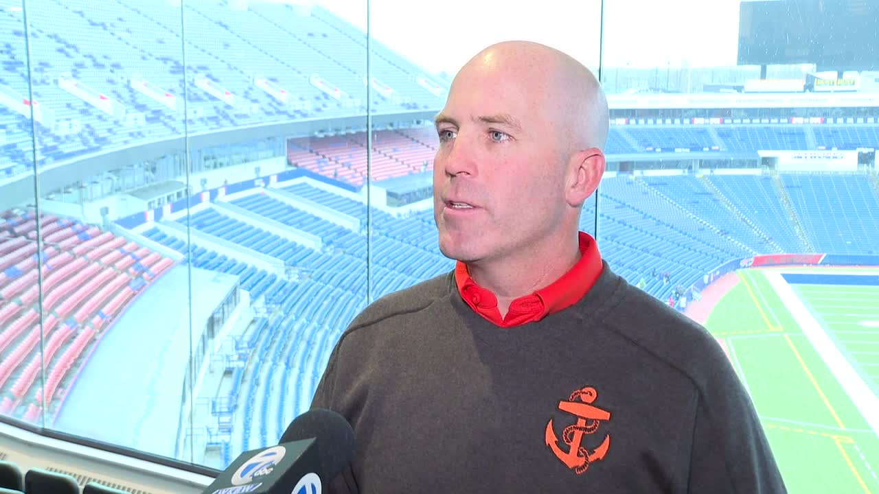 Wilson coach talks section title game against Southwestern