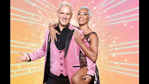 Jamie Laing vows not to be struck by Strictly curse