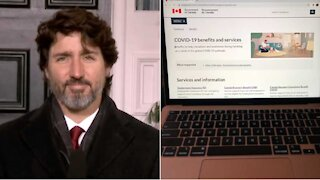 Trudeau Says 2020 Is Ending But COVID-19 Benefits Are Not & Here's What You Can Get