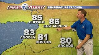 7 First Alert Forecast 07/06/17 - Video
