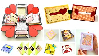 10 cute DIY paper craft projects