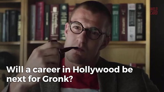 Rob Gronkowski Getting Pressured To Switch Career To Acting - Video