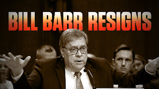 Bill Barr Out! Trump Signals He Is About To Move Against Foreign Corruption