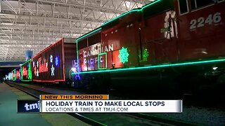 Wisconsin stops announced for Canadian Pacific Holiday train