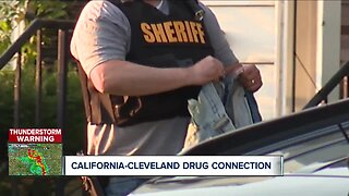 Feds bust drug ring that used domestic shipping to bring drugs from California to Cleveland