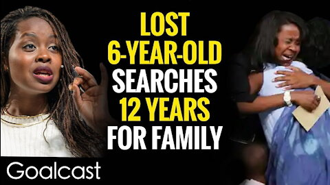 She Survived A Massacre & Spent 12 Years Looking For Her Family | Clemantine Wamariya | Goalcast