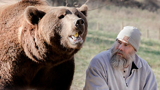 I Live With Two Grizzly Bears | BEAST BUDDIES
