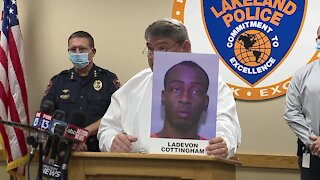 22-year-old charged in two Lakeland murder cases