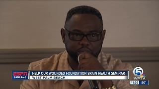 Help Our Wounded Foundation's Brain Health Seminar