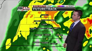 Dustin's Forecast 10-23 - Video
