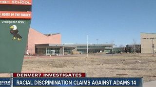 White woman claims racial discrimination against Denver metro school district - Video