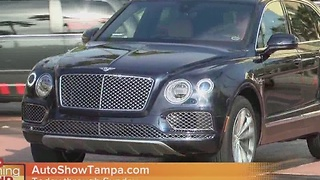 Tampa Bay International Auto Show - Video