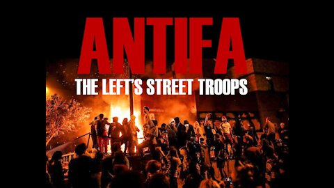 Nunes Newscast: ANTIFA-The Left's Street Troops