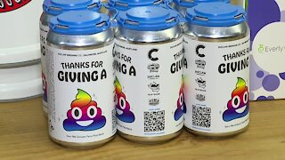 Local brewery raises awareness and money for the fight against colon cancer
