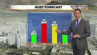 13 First Alert Weather for January 17 2018 - Video