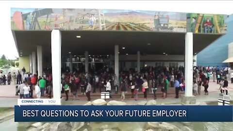 How to respond when employers ask if you have any questions