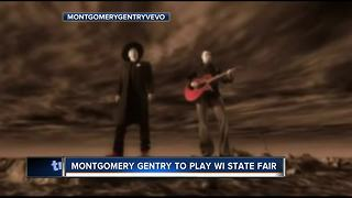 State Fair Acts: Montgomery Gentry to play first show since Gentry's death - Video