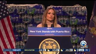 Jennifer Lopez donating $1 million to Puerto Rico recovery efforts - Video