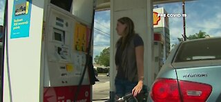 Gas prices up compared to last week