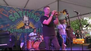 Satchmo SummerFest in New Orleans - Video