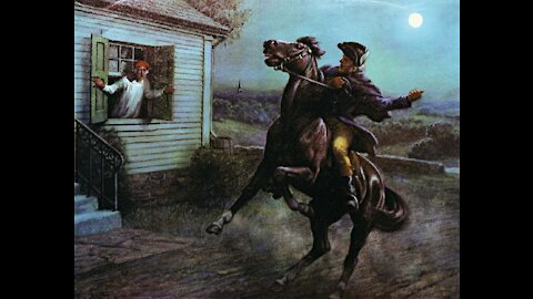 Time to Saddle Up Paul Revere's Horse?