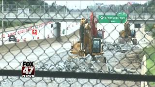 MDOT: Work to resume on I-94 project in Jackson on Monday