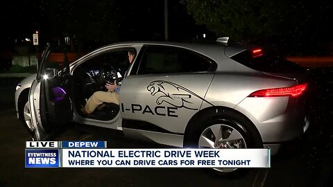 Want to drive a Tesla and other electronic vehicles for free? Now's your chance