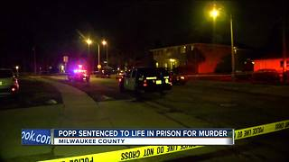 Popp Sentenced To Life in Prison For Murder - Video