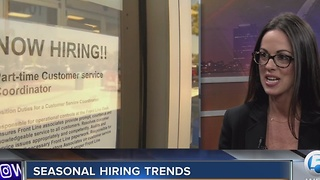 Seasonal Hiring Trends - Video