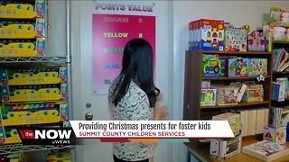 Toys needed for foster kids in Summit County - Video