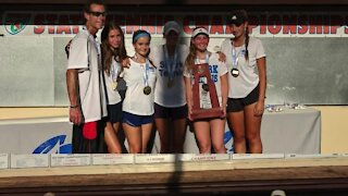 Spanish River girl's tennis takes the state title