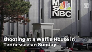 MSNBC Excuses Waffle House Shooter, Calls You and Me the 'Real Criminal'