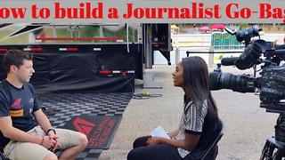 How to build a Journalist Go Bag  - Video