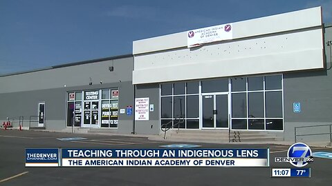 American Indian Academy of Denver is hoping to open its doors soon
